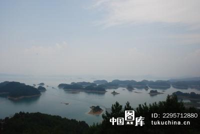 浙江省淳安县千岛湖
