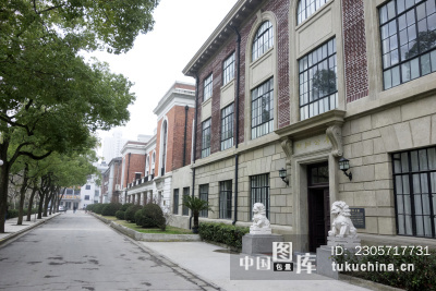 上海交通大学校园风光图片