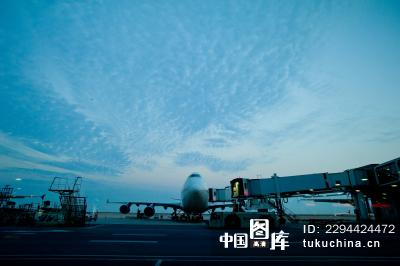 上海浦东飞机场