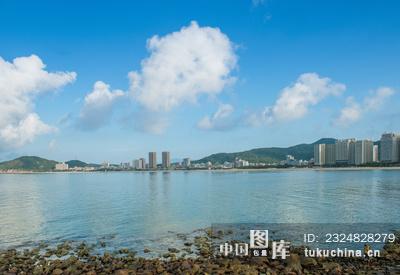 中国广东省阳江市海陵岛风光