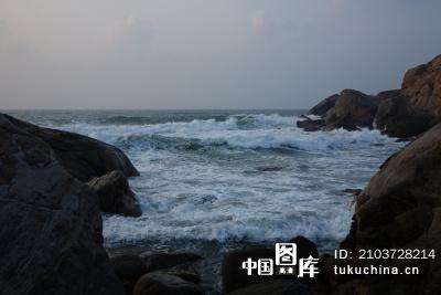 广东省阳江市海陵岛风光