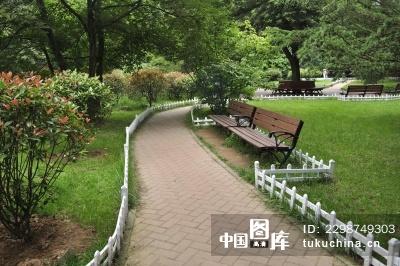 青岛八大关景区