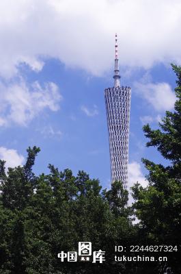中国广州电视塔