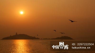 无锡鼋头渚风景区太湖仙岛