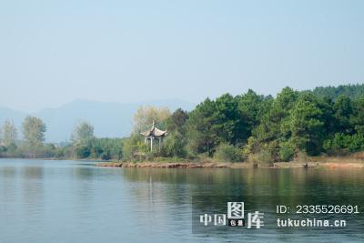 武漢黃陂木蘭湖風景區