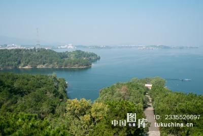 武汉黄陂木兰湖风景区