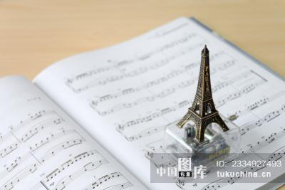 乐谱 音乐盒